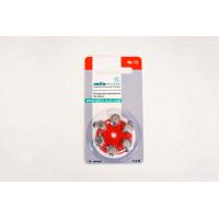 Батарейки для слухового аппарата А-13 Smila-Audio (6 штук)