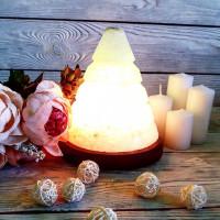 Соляная лампа Конус 4-5 кг
