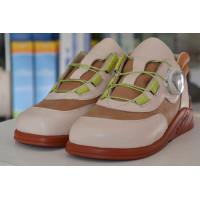 Кроссовки ортопедические для детей Ortofoot OrtoPremium 410 бежевые
