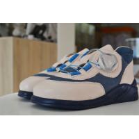 Кроссовки ортопедические для детей Ortofoot OrtoCross Active Premium 410 синие