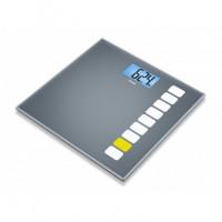 Весы стеклянные GS 205 SEQUENCE Beurer для ванной