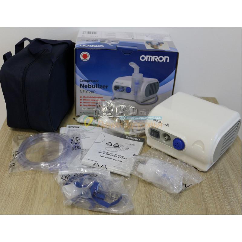 Компрессорный ингалятор AIR NE-C28-P OMRON
