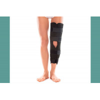 Бандаж для коленного сустава с 3-мя ребрами жесткости 512а Toros-Group