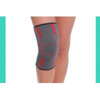 Бандаж на коленный сустав R6104 Remed вязанный эластичный, усиленный