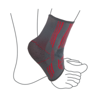 Бандаж на голеностопный сустав вязанный эластичный R7104