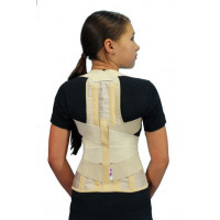 Ортез на грудной и поясничный отделы позвоночника реклинирующий  ОХ.06 Норма-Трейд