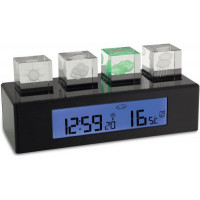 Метеостанция цифровая Crystal Cube 351110 TFA