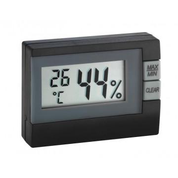 Термогигрометр цифровой модель 30500501 TFA черный