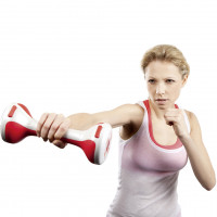 Виброгантель для фитнеса Olympia Casada