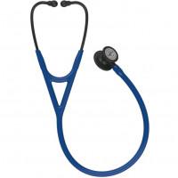 Стетоскоп Cardiology IV Littmann 6168 темно-синий с черной головкой