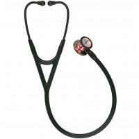 Стетоскоп Cardiology IV Littmann 6165 черный с радужной головкой