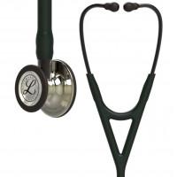 Стетоскоп Cardiology IV Littmann 6179 черный с головкой шампань
