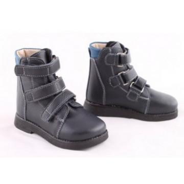 Модель 721 обувь ортопедическая детская Ботинки Ortofoot