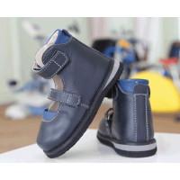 Антиварус 307 обувь ортопедическая детская Ortofoot туфли