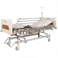 Кровать медицинская 9018 OSD с электроприводом и регулировкой высоты, 4 секции