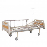 Кровать медицинская 93C OSD механическая, 2 секции