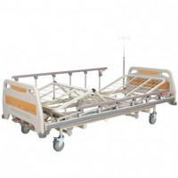 Кровать медицинская 94U OSD механическая с регулировкой высоты, 4 секции