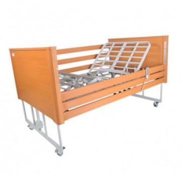 Кровать медицинская модель 9586 OSD функциональная усиленная, 4 секции