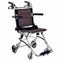 Инвалидная коляска MOD-7 OSD транзитная складная каталка