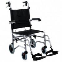 Инвалидная коляска MOD-8 OSD транзитная складная каталка