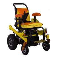 """Инвалидная электроколяска """"Rocket Kids"""" OSD для детей"""