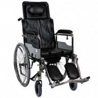Многофункциональная коляска MOD-2-45 OSD с туалетом