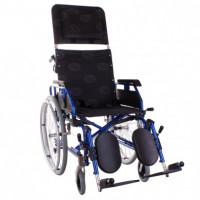 """Многофункциональная коляска """"RECLINER MODERN"""" OSD синяя"""