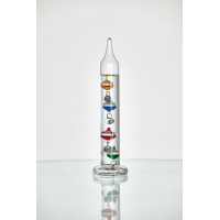 Термометр Галилея жидкостный 18101001 TFA цветной
