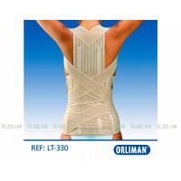 Бандаж LUMBITRON для спины LT-330 Orliman