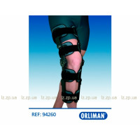 Ортез регулируемый для колена с системой фиксации 94260 Orliman