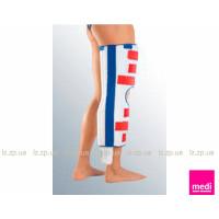 Ортез коленный иммобилизирующий с поддержкой голени Medi PTS