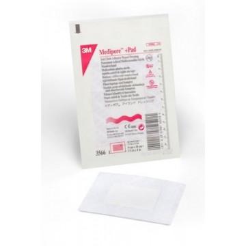 Medipore+Pad 3M Повязка для ран 10*30 см 3572E