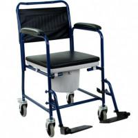 Кресло-каталка H032B OSD с санитарным оснащением