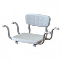 Сиденье для ванной KING-BSB-00 OSD со спинкой