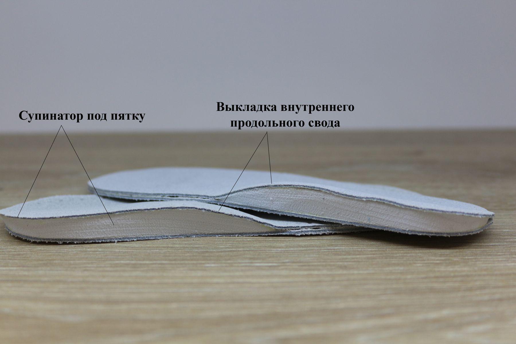 Ортопедические стельки для занятий спортом Запорожье и Украина